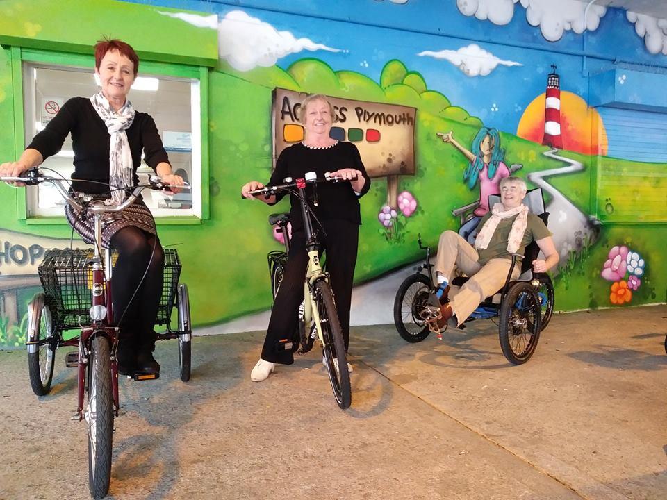 Access Plymouth Bikes