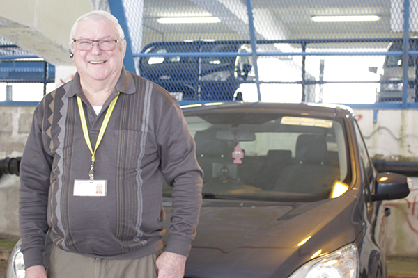Access Plymouth community car driver